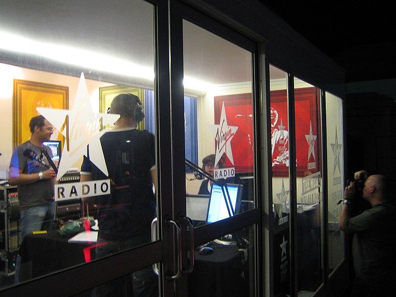 Ben jones virgin radio dj