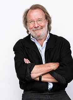Benny Andersson Swedish musician