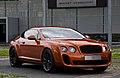 Bentley Continental Supersports – Frontansicht, 18. Juli 2012, Düsseldorf.jpg