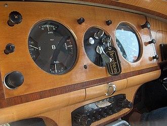 E. D. Abbott Ltd - Image: Bentley R type 4820895616