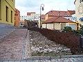 Beroun, Hrdlořezy, hradby.jpg