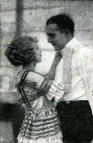 Betty Francisco - Betty Francisco with Wallace Reid, c. 1921
