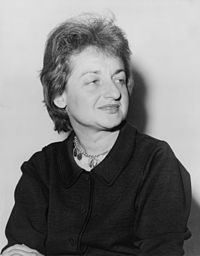 Betty Friedan (1960)