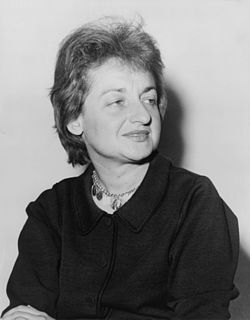 Betty Friedanová (1960)
