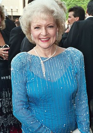 300px Betty White 1988 Emmy Awards 2 Ugly Betty: Young Gay Love