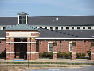 Beulah, Alabama - Image: Beulah Alabama Beulah Elementary