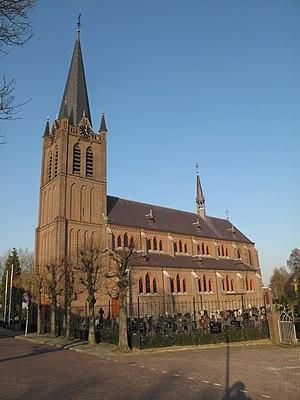 Beuningen - Image: Beuningen, Corneliuskerk foto 7 2011 03 08 17.00
