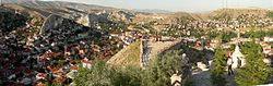 Beypazarı - Panaromic view from Hıdırlık Hill.JPEG