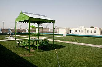 Zabul Province - Bibi Khala School in Qalat
