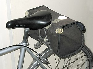 Saddlebag - Bicycle Saddlebag