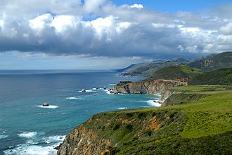 Western United States - Big Sur, California