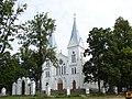 Bikavas Vissvētākā Jēzus Sirds Romas katoļu baznīca (1825 fin. Staņislava Benislavska) , Miera iela 2, Gaigalava, Gaigalavas pagasts, Rēzeknes novads, Latvia - panoramio.jpg