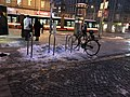Bike stand, I.P. Pavlova, Prague.jpg