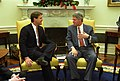 Bill Clinton and Evan Bayh.jpg