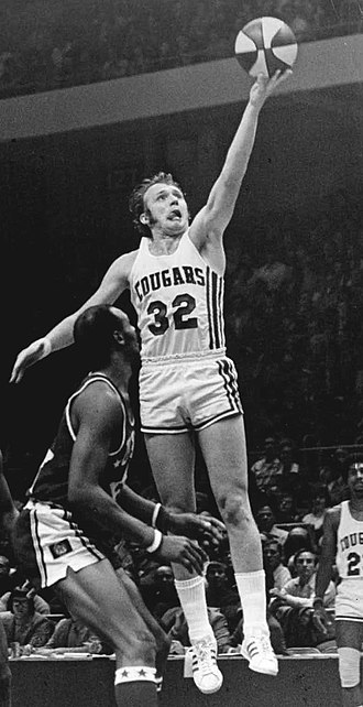 Billy Cunningham - Cunningham in 1972
