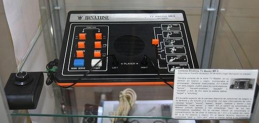 Binatone TV Master MK 6 with museuo description