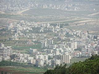 Bir Nabala Municipality type D in Jerusalem, Palestine