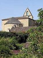 Biron (24) Église Notre-Dame 01.JPG