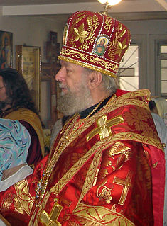 Jerome Shaw Russian Orthodox Bishop (Shaw)