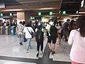Black dark night 香港反對逃犯條例 Anti-HK bill demo against extradition bill protect MTR Station visitors July 2019 SSG 10.jpg