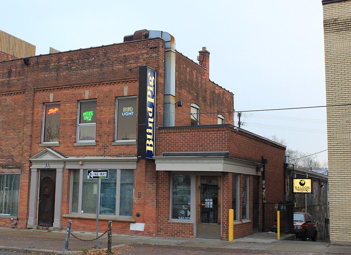 Detroit Blues Cafe Detroit Mi