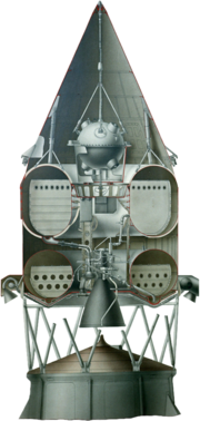 Luna (rocket) rocket