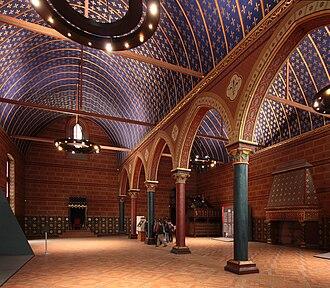 Château de Blois - Salle des États Généraux