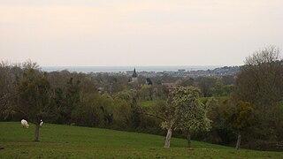 Blonville-sur-Mer Commune in Normandy, France