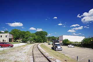 Blue Mountain, Mississippi Town in Mississippi, United States