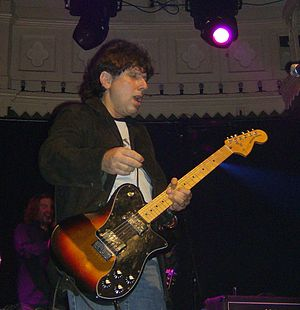 Bobby Bandiera - Bandiera performing in Amsterdam in 2006
