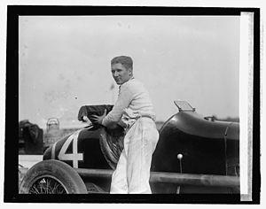 Bob McDonogh - Bob McDonogh in 1925
