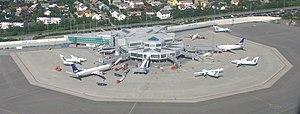 Bodø Airport - Image: Bodø lufthavn