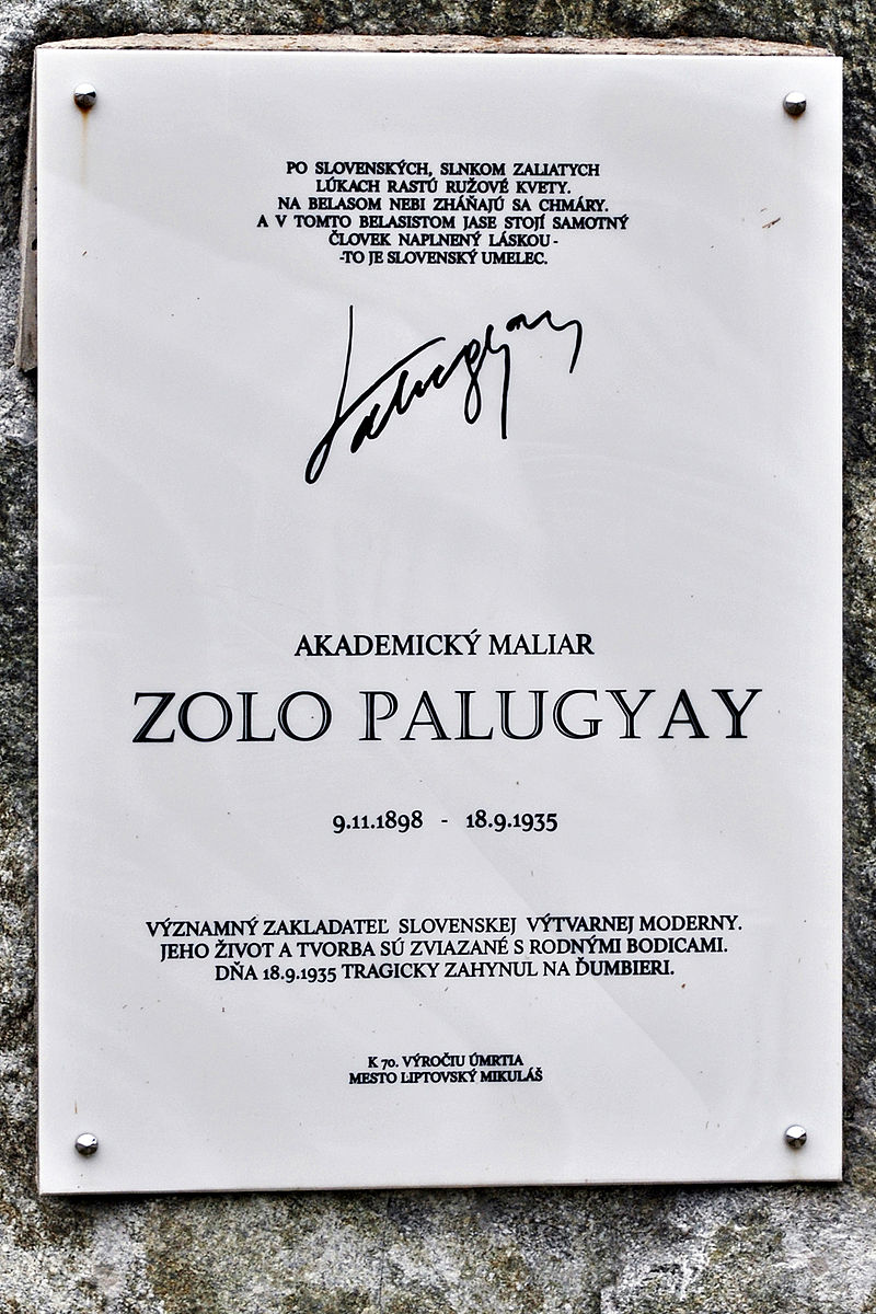 Zoltán Palugyay