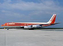 Similar model of Avianca 52. Main article:Avianca Flight 52