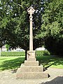 Boer war memorial, Cuckfield.jpg