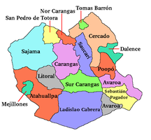 Oruro Department