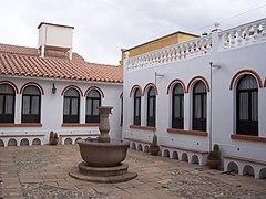 Bolivia square fountain.jpg