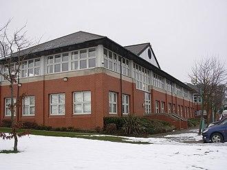 Bolsover - Bolsover District Council offices