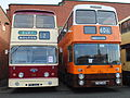 Bolton Transport 232 FBN232C ^ GM Buses 8763 A763NNA - Flickr - Alan Sansbury.jpg