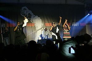 Bone Thugs-n-Harmony - Bone Thugs-N-Harmony in 2010