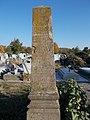 Borjúdűlő temető, 1880-as sírkő, 2018 Karcag.jpg