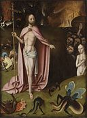 Bosch follower Christ in Limbo Philadelphia.jpg