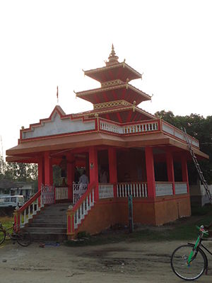 Katahariya - Boudhimai temple