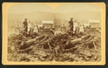 Bourdeau Family, Owl's Head Slide, Jefferson, N.H, from Robert N. Dennis collection of stereoscopic views 8.png