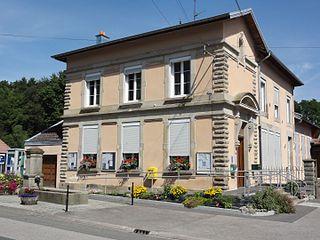 Bréménil Commune in Grand Est, France