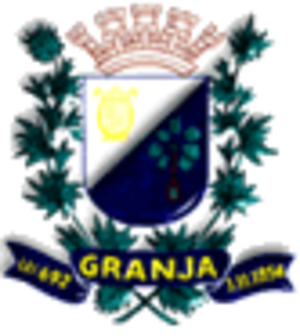Granja, Ceará - Image: Brasão 3