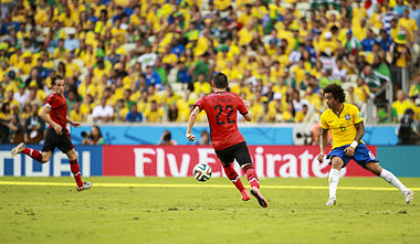 Brazil and Mexico match at the FIFA World Cup 2014-06-17 (25).jpg