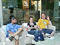 Breaks - Wikimania 2011 P1030970.JPG