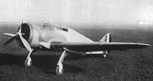 Breda Ba.64 - MM-250, the prototype of the Ba.64.