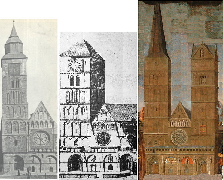 File:Bremer Dom 1887 + Dahlberg 1695 + Bruyn 1532 erg+Prop.jpg